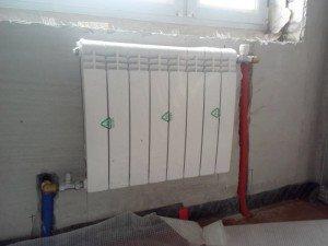 Фото проверки качества монтажа радиатора отопления, ideas.vdolevke.ru