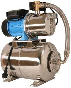На фото - современное оборудование для бесперебойного водоснабжения, aqua-tehnika.com