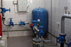 Фото установки автономной системы водоснабжения, kenvik.ru