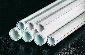 Фото армированных стекловолокном труб из полипропилена, otoplenie-doma.org