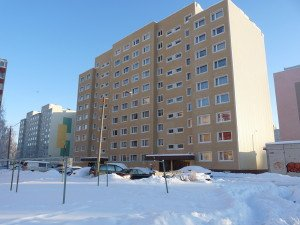Фото панельного дома с утеплением, dic.academic.ru