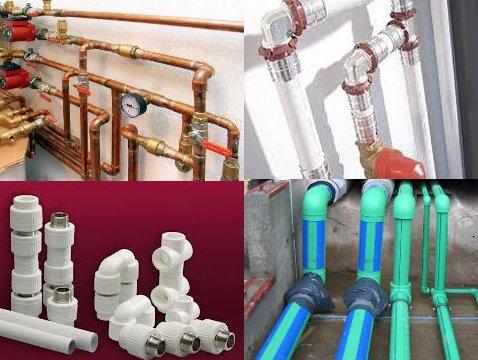 Материалы для водопровода своими руками