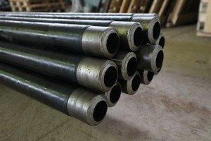 На фото - футерованные стальные трубы, 10162328.fis.ru