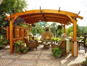 Фото дачной мебели для беседки, apsheronsk.all.biz