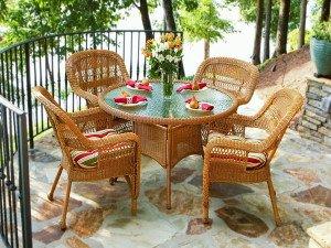 Фото мебели для беседки из ротанга, svoyabesedka.ru