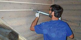 Фото - Герметик для деревянного дома – выбираем лучший и используем эффективно