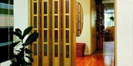 Виды раздвижных межкомнатных дверей – подбираем альтернативу обычным дверям