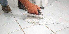 Затирка для мозаики и плитки – осваиваем новый материал