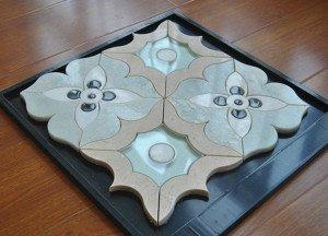 Что делать, если плитка сложной формы