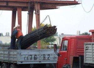 Фото перевозки металлопроката, metall-germes.ru