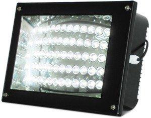 Фото светодиодного прожектора для уличного освещения, asv.su