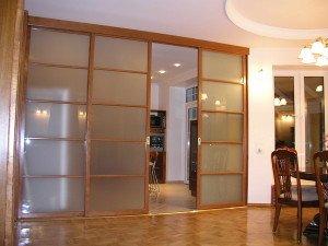 Фото раздвижных межкомнатных дверей, dverivmir.ru