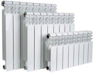 На фото - алюминиевые радиаторы, otoplenie-doma.org