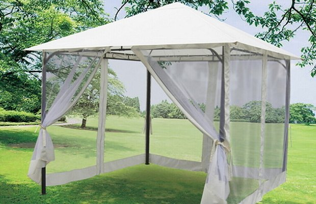 Можно ли ремонтировать полог шатра и нужно ли это делать?