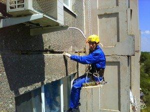 Фото герметизации межпанельных швов, alp.msk.ru