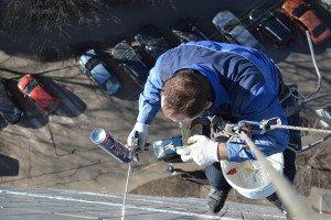 Фото герметизации швов в панельном доме, spkvt.ru