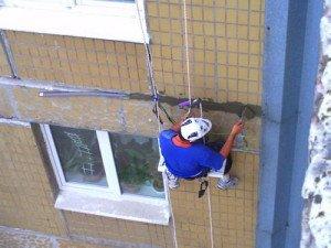 Фото вторичной герметизации панельных швов, subscribe.ru