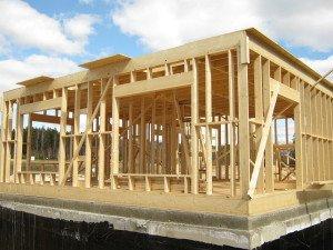 Принципы и технологии каркасного строительства