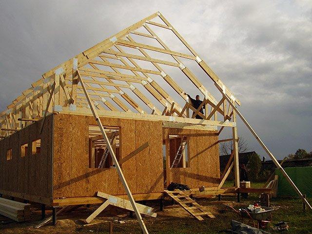 Строительство домов в красноярске своими руками