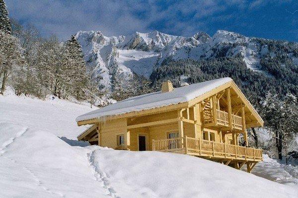 Дом шале – привет с альпийских гор