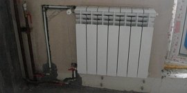ФотоАлюминиевые радиаторы – какие лучше для квартиры? -