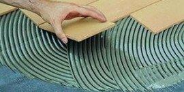 Сколько сохнет плиточный клей – экономим время без риска!