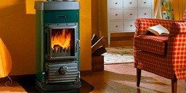 Котел на дровах – автономное отопление вашего дома