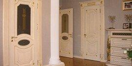 Виды межкомнатных дверей по материалу – есть из чего выбрать