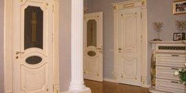Фото - Виды межкомнатных дверей по материалу – есть из чего выбрать
