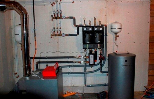 Отопление газом – стоит ли мучиться?