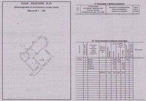 Фото технического паспорта квартиры, datn-plus.ru