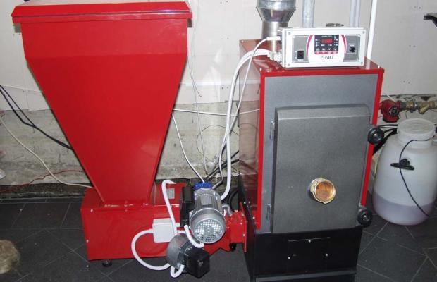 Твердотопливные агрегаты – КПД 90% реальность?