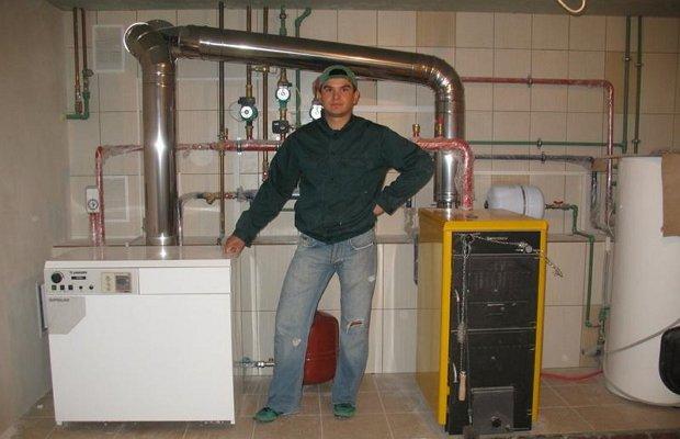 Увеличиваем КПД самодельного котла – тепло для всего дома