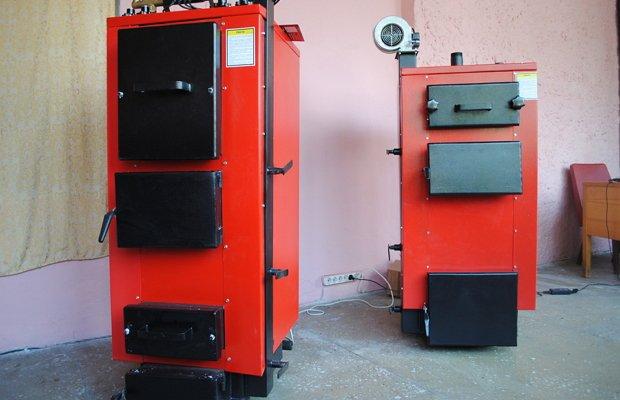 Твердотопливные агрегаты – КПД 90% реальность? фото