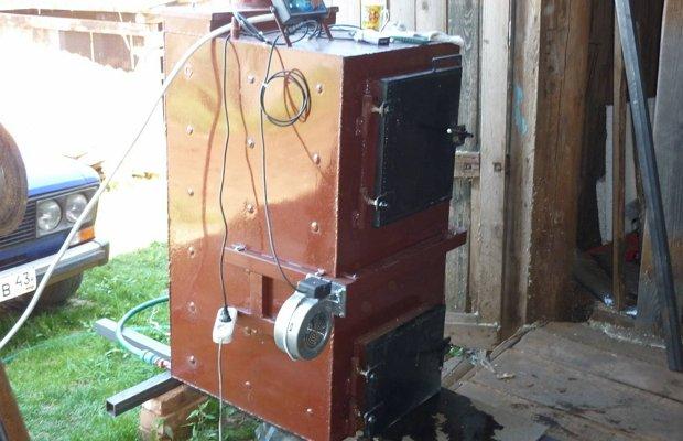 Пиролизные котлы – получаем газ из дров