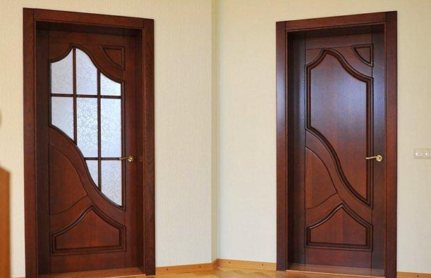 Какие виды деревянных дверей бывают?