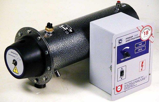 Индукционный агрегат отопления