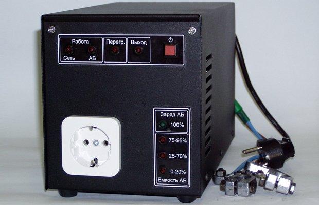Инвертор индукционного котла отопления