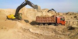 Строительный песок – важнейший компонент различных растворов и бетонов