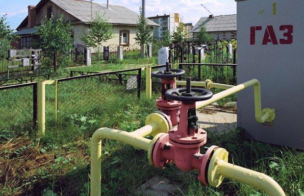 Фото труб газоснабжения частного дома
