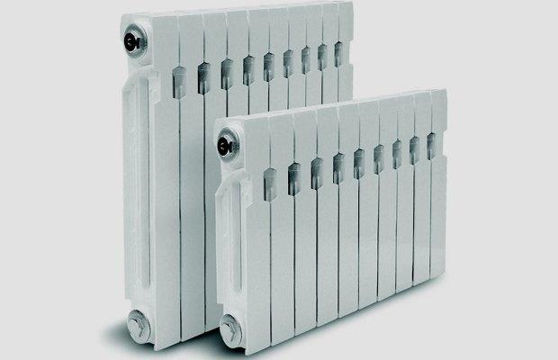 Импортные биметаллические радиаторы