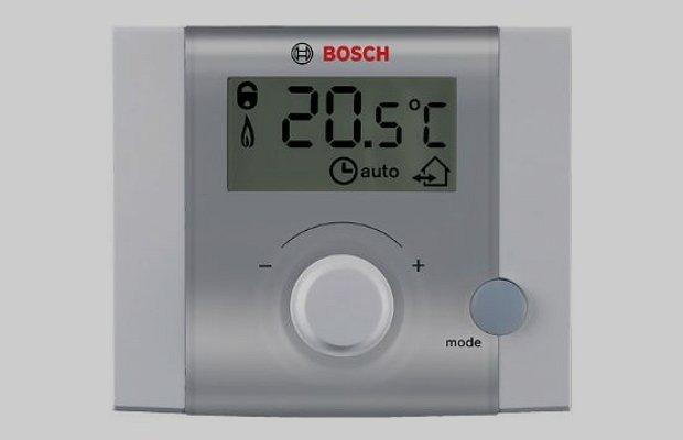 Устройство для регулирования температуры газового котла