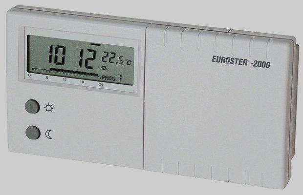 Программируемый терморегулятор для газового котла