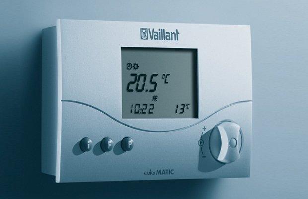 Программирование терморегулятора котла