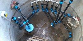 Автономное водоснабжение частного дома – от колода и скважины!