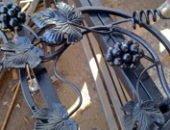 Фото - Художественные изделия из металла – какие бывают и как ухаживать?