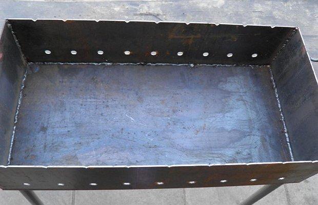 Мангал своими руками – нужные изделия из металла! фото