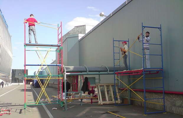 Монтаж и демонтаж – порядок соединений