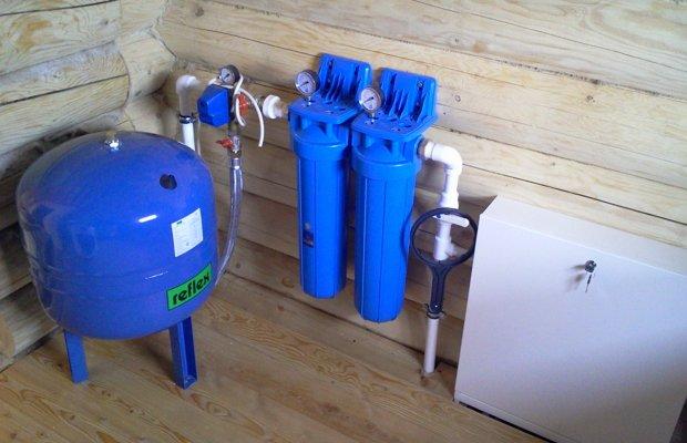 Гидроаккумулятор воды