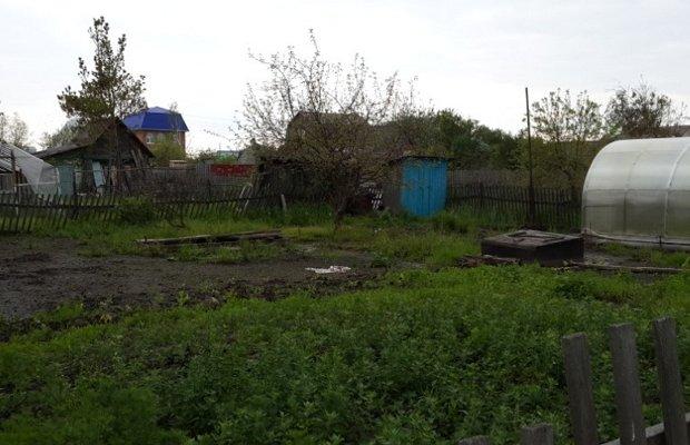 Затененная зона для строительства